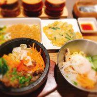 マークイズ福岡ももちの韓国料理 韓美膳ハンビジュでランチ!