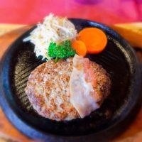 宗像店で美味しいハンバーグを食べるならレストランハイポーへ手作りの生ハム、ソーセージも自家農場で!