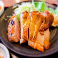 中間市ボリュームたっぷり手作りの美味しい定食 お食事処 茂でランチ 食後はゼリーがおすすめ!