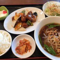 八幡西区大平の台湾料理 欽源きんげんのランチ定食のおすすめは?