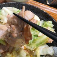 福岡天神の菊正宗おみき茶屋で定食ランチ!安くて満腹おすすめメニューは?