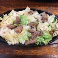博多寿町のびっくり亭本家で焼肉ランチ!福岡のB級グルメ他店との違いと注文方法は!