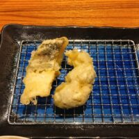長崎市内浜町アーケード内の金の天ぷら浜町店で揚げたてランチ!