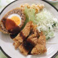 ワンコインで食べれる福岡市交通局内食堂 日曜も空いてる社食でランチ!