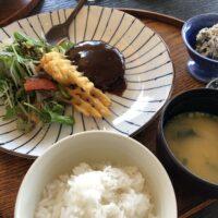 糸島の豆腐の美味しい和食レストランとうふ家酒瀬川でヘルシーランチ